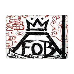 Save Rock And Roll Fob Fall Out Boy Ipad Mini 2 Flip Cases by Samandel