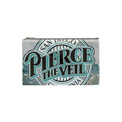 Pierce The Veil San Diego California Cosmetic Bag (small)