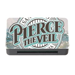 Pierce The Veil San Diego California Memory Card Reader With Cf by Samandel