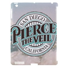 Pierce The Veil San Diego California Apple Ipad 3/4 Hardshell Case (compatible With Smart Cover) by Samandel