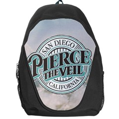Pierce The Veil San Diego California Backpack Bag