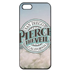 Pierce The Veil San Diego California Apple Iphone 5 Seamless Case (black)