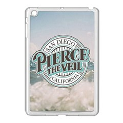 Pierce The Veil San Diego California Apple Ipad Mini Case (white) by Samandel