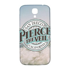 Pierce The Veil San Diego California Samsung Galaxy S4 I9500/i9505  Hardshell Back Case by Samandel