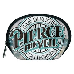Pierce The Veil San Diego California Accessory Pouches (medium)  by Samandel