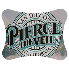 Pierce The Veil San Diego California Jigsaw Puzzle Photo Stand (bow) by Samandel