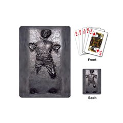 Han Solo Han Playing Cards (mini)  by Samandel