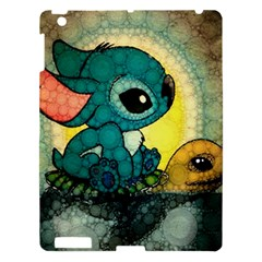 Stich And Turtle Apple Ipad 3/4 Hardshell Case