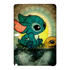 Stich And Turtle Samsung Galaxy Tab Pro 10 1 Hardshell Case