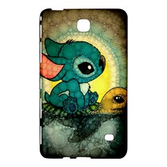 Stich And Turtle Samsung Galaxy Tab 4 (8 ) Hardshell Case  by Samandel