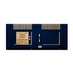 Tardis Poster Cosmetic Storage Cases
