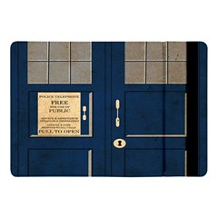 Tardis Poster Apple Ipad Pro 10 5   Flip Case