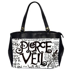 Pierce The Veil Office Handbags (2 Sides)