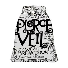 Pierce The Veil Bell Ornament (two Sides) by Samandel