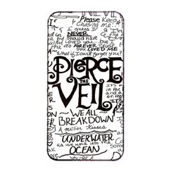Pierce The Veil Apple Iphone 4/4s Seamless Case (black)