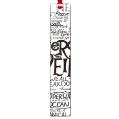 Pierce The Veil Large Book Marks by Samandel