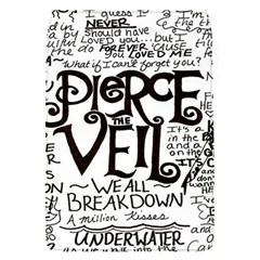 Pierce The Veil Flap Covers (s)  by Samandel
