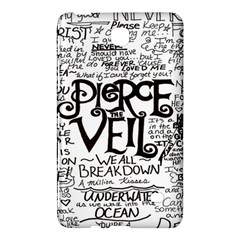 Pierce The Veil Samsung Galaxy Tab 4 (7 ) Hardshell Case  by Samandel