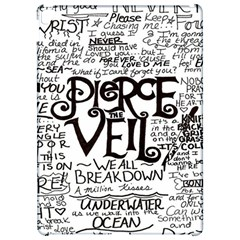 Pierce The Veil Apple Ipad Pro 12 9   Hardshell Case