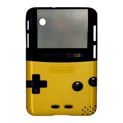 Game Boy Color Yellow Samsung Galaxy Tab 2 (7 ) P3100 Hardshell Case