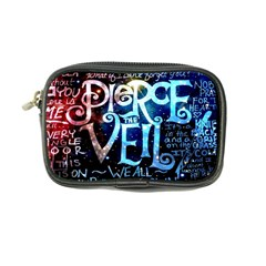 Pierce The Veil Quote Galaxy Nebula Coin Purse by Samandel