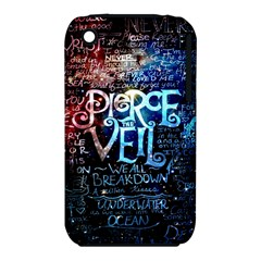 Pierce The Veil Quote Galaxy Nebula Iphone 3s/3gs by Samandel