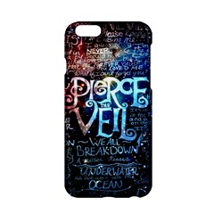 Pierce The Veil Quote Galaxy Nebula Apple Iphone 6/6s Hardshell Case by Samandel