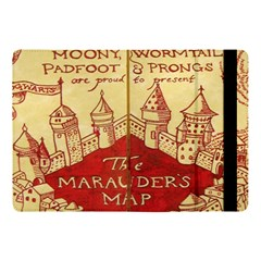 Marauders Map Apple Ipad Pro 10 5   Flip Case