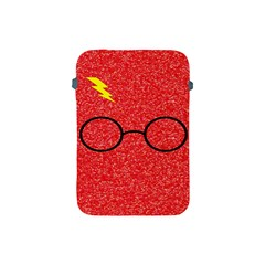 Glasses And Lightning Glitter Apple Ipad Mini Protective Soft Cases