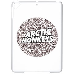 Artic Monkeys Flower Circle Apple Ipad Pro 9 7   Hardshell Case by Samandel