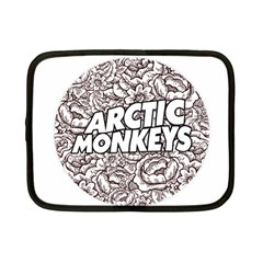 Arctic Monkeys Flower Circle Netbook Case (small)  by Samandel