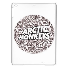 Arctic Monkeys Flower Circle Ipad Air Hardshell Cases