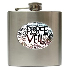 Pierce The Veil Galaxy Hip Flask (6 Oz) by Samandel