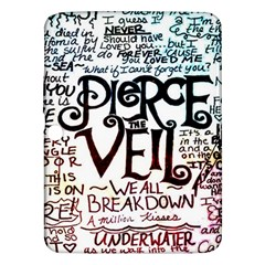 Pierce The Veil Galaxy Samsung Galaxy Tab 3 (10 1 ) P5200 Hardshell Case  by Samandel
