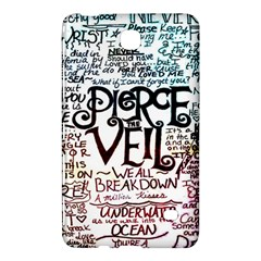 Pierce The Veil Galaxy Samsung Galaxy Tab 4 (8 ) Hardshell Case  by Samandel