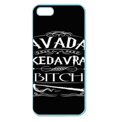 Avada Kedavra Bitch Apple Seamless Iphone 5 Case (color)