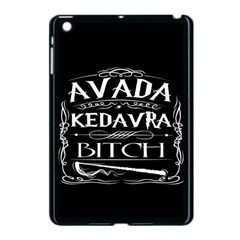 Avada Kedavra Bitch Apple Ipad Mini Case (black)