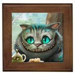 Cheshire Cat Framed Tiles Front