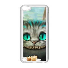 Cheshire Cat Apple Ipod Touch 5 Case (white) by Samandel
