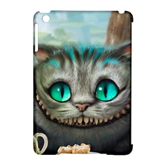 Cheshire Cat Apple Ipad Mini Hardshell Case (compatible With Smart Cover)