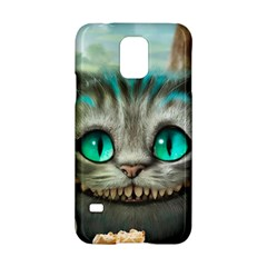 Cheshire Cat Samsung Galaxy S5 Hardshell Case