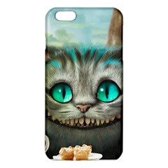 Cheshire Cat Iphone 6 Plus/6s Plus Tpu Case by Samandel