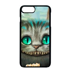 Cheshire Cat Apple Iphone 7 Plus Seamless Case (black) by Samandel