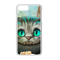 Cheshire Cat Apple Iphone 7 Plus Seamless Case (white) by Samandel
