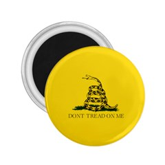 Gadsden Flag Don t Tread On Me 2 25  Magnets by snek