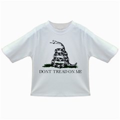 Gadsden Flag Don t Tread On Me Infant/toddler T-shirts by snek