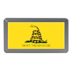 Gadsden Flag Don t Tread On Me Memory Card Reader (mini) by snek