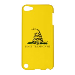 Gadsden Flag Don t Tread On Me Apple Ipod Touch 5 Hardshell Case by snek