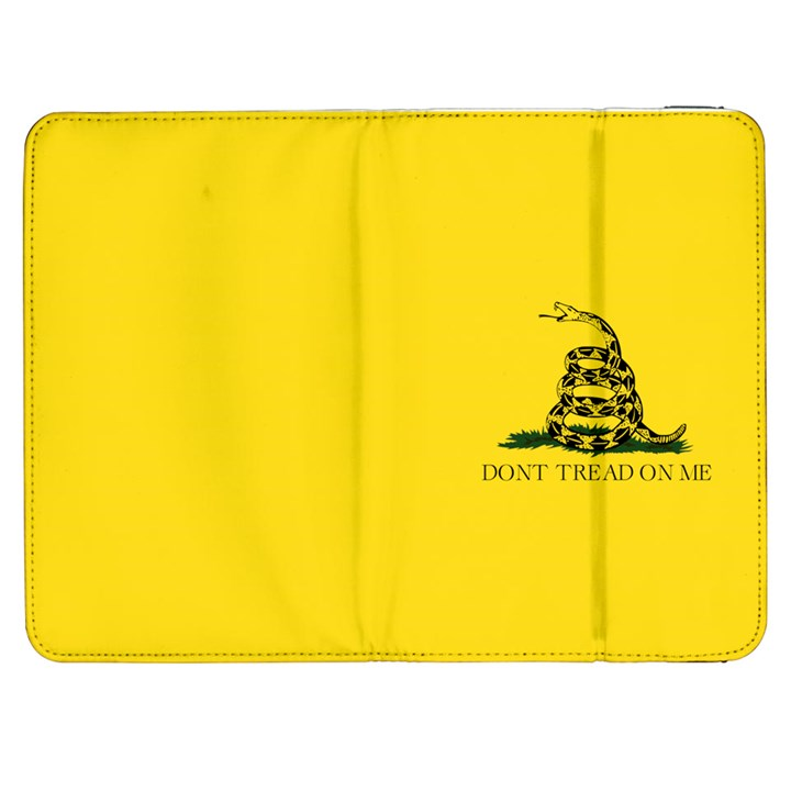 Gadsden Flag Don t tread on me Samsung Galaxy Tab 7  P1000 Flip Case
