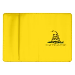 Gadsden Flag Don t Tread On Me Samsung Galaxy Tab 10 1  P7500 Flip Case by snek